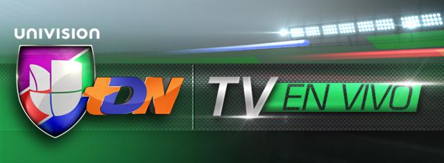 Resultado de imagen para logo univision tdn