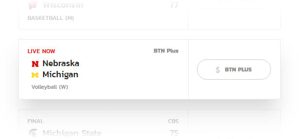 BTN2Go > Big Ten Network Live Streaming and On-Demand Video Portal