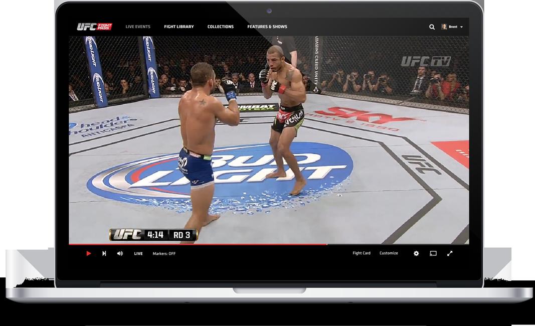 UFC® FIGHT PASS™ -Live Events
